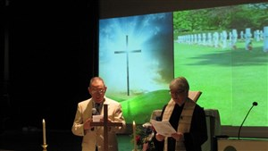 A retirement community's spirit of God's love and community is alive and well